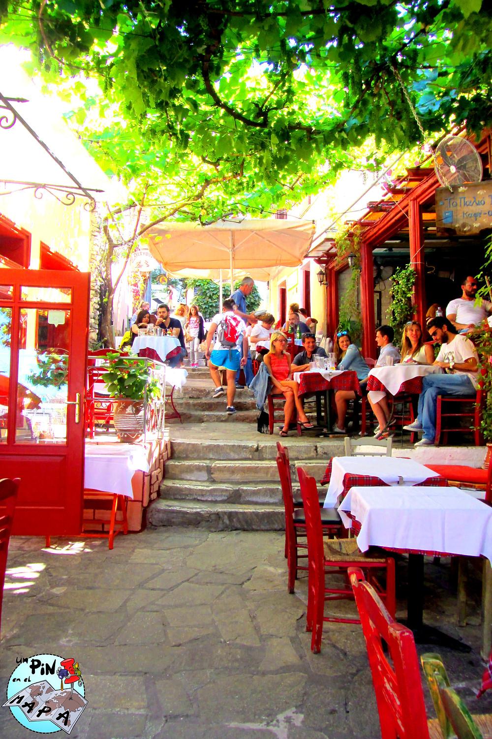 Plaka, Atenas | Un Pin en el Mapa