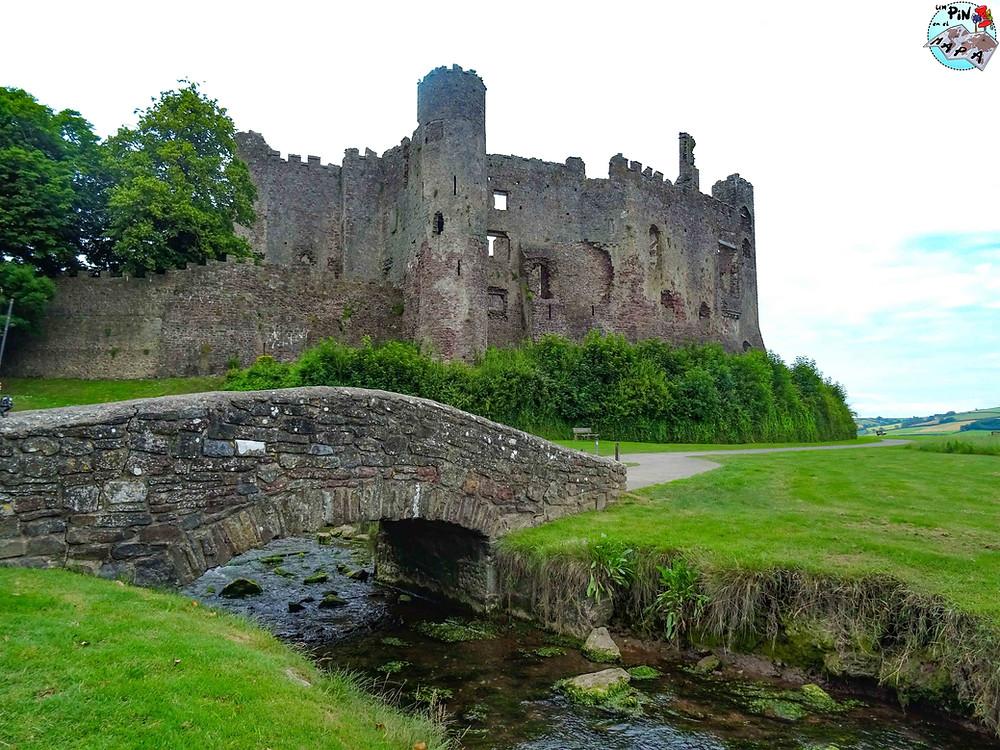 Laugharne Castle, Gales | Un Pin en el Mapa