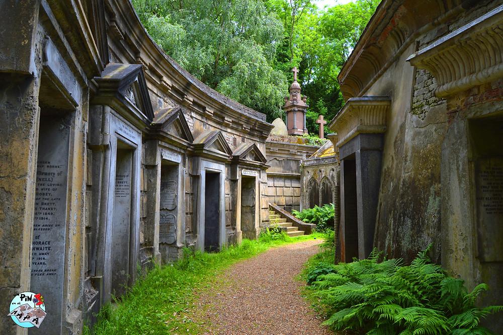 Highgate Cemetery | Un Pin en el Mapa