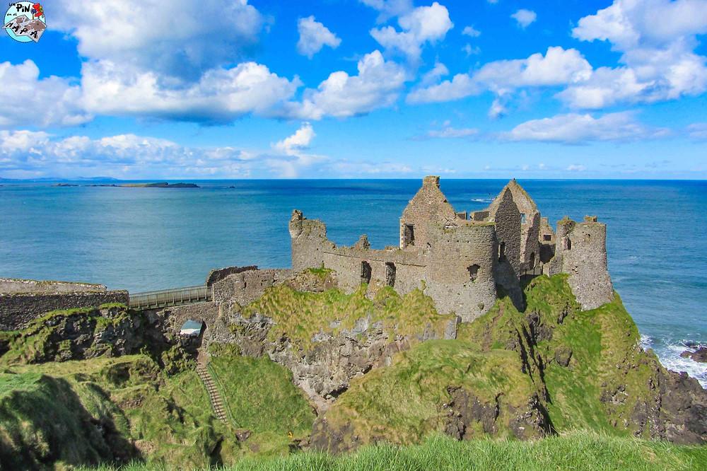 Castillo Dunluce | Un Pin en el Mapa