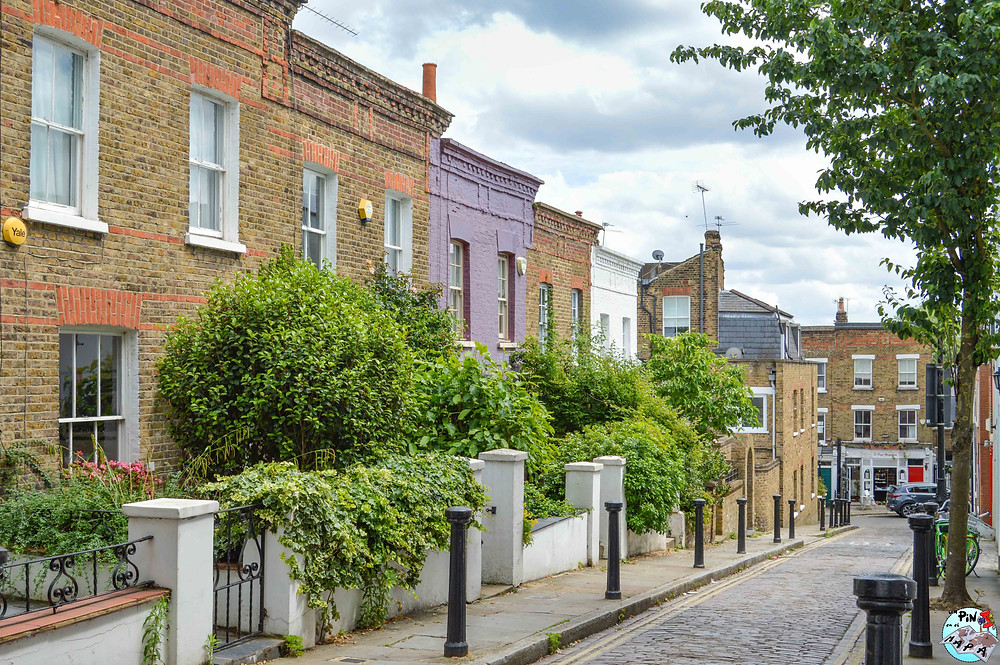 Hampstead, Londres | Un Pin en el Mapa
