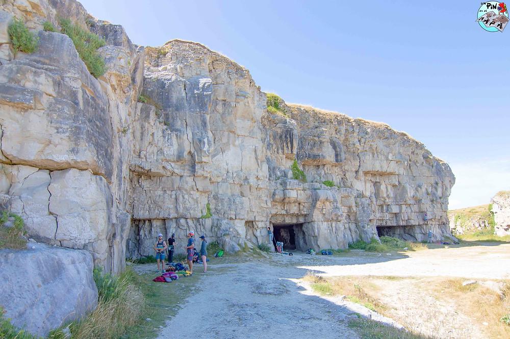 Winspit Quarry | Un Pin en el Mapa
