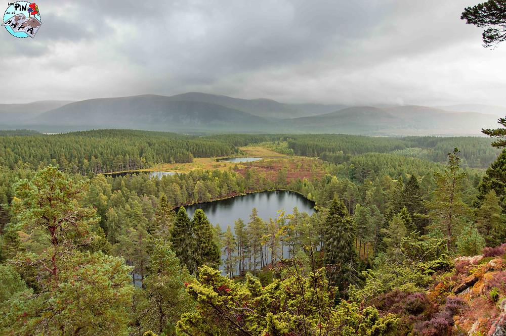 Uath Lochans, Escocia | Un Pin en el Mapa