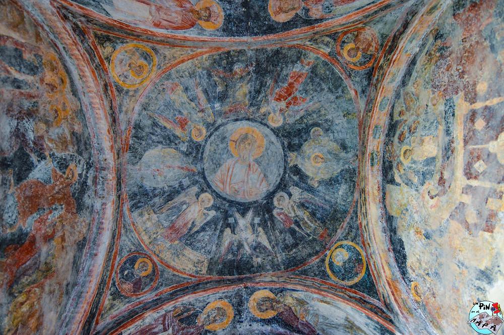Agia Sofia, Mystras | Un Pin en el Mapa