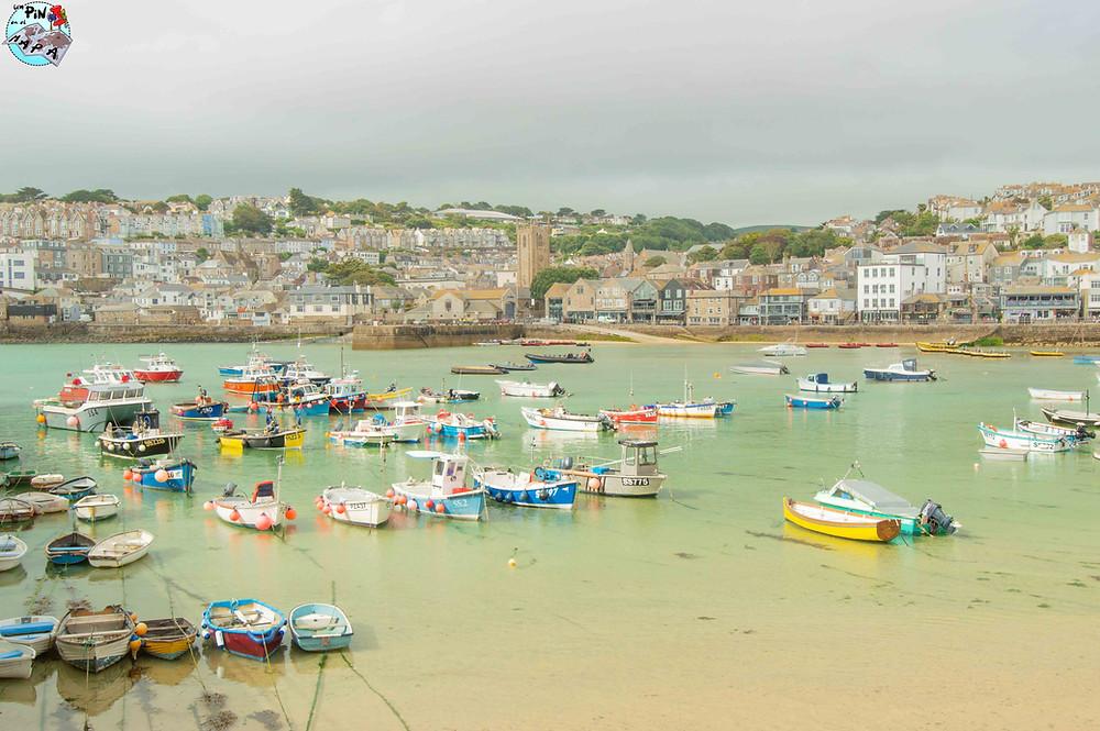 St. Ives, Cornwall | Un Pin en el Mapa