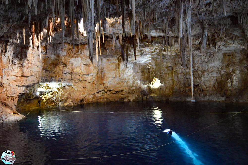Cenote Palomitas | Un Pin en el Mapa