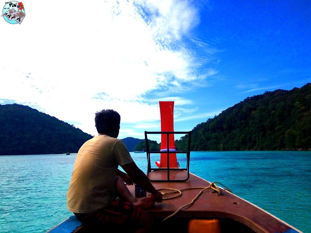 Islas Surin, Tailandia | Un Pin en el Mapa