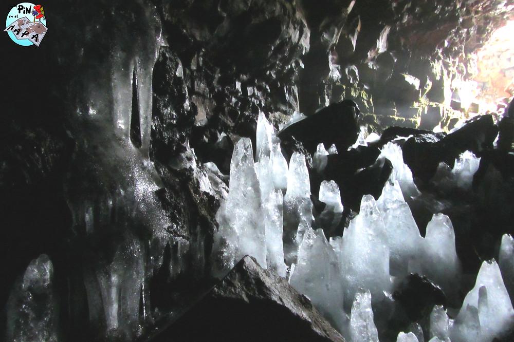 Cueva Raufarholshellir, Islandia | Un Pin en el Mapa
