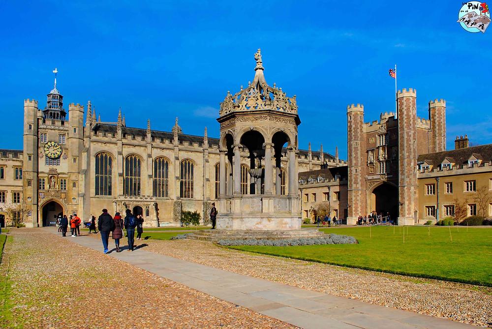 Trinity College, Cambridge | Un Pin en el Mapa