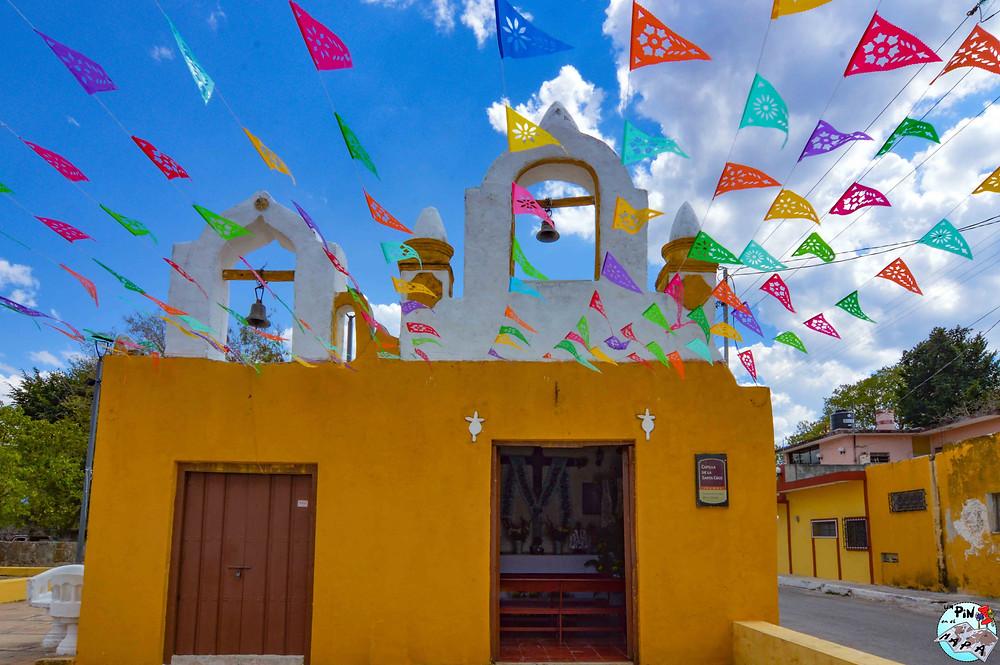 Capilla de San Ildelfonso, Izamal | Un Pin en el Mapa