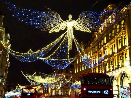 Londres por Navidad: Mercadillos, Luces y Pistas de Patinaje 2019
