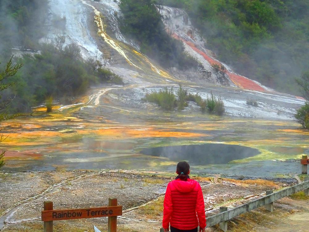 Orakei Korako Geothermal Park | Un Pin en el Mapa