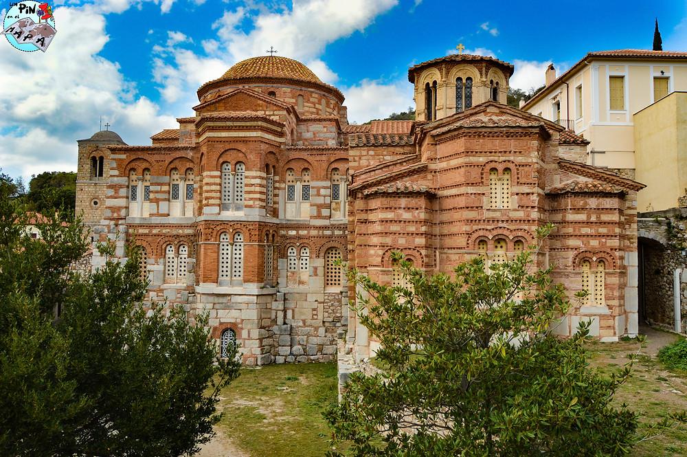 Monasterio de Hosios Loukas | Un Pin en el Mapa