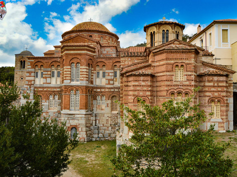 Monasterio de Hosios Loukas: 7 cosas que ver y consejos