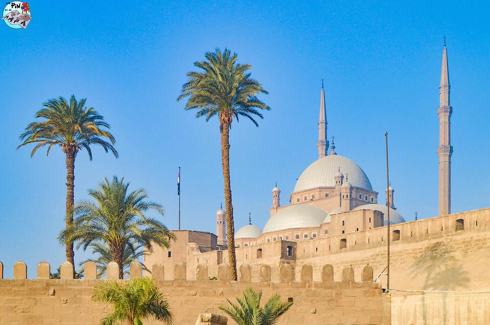 Ciudadela de Saladino, Cairo | Un Pin en el Mapa