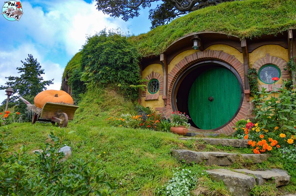 Hobbiton | Un Pin en el Mapa
