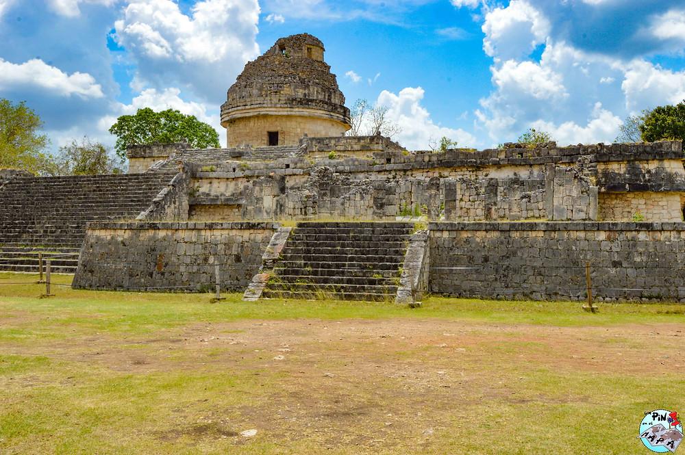 El Caracol en Chichén Itzá | Un Pin en el Mapa