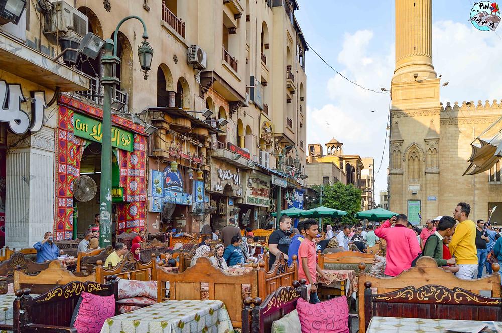 Plaza Midan Al Hussein, Cairo | Un Pin en el Mapa