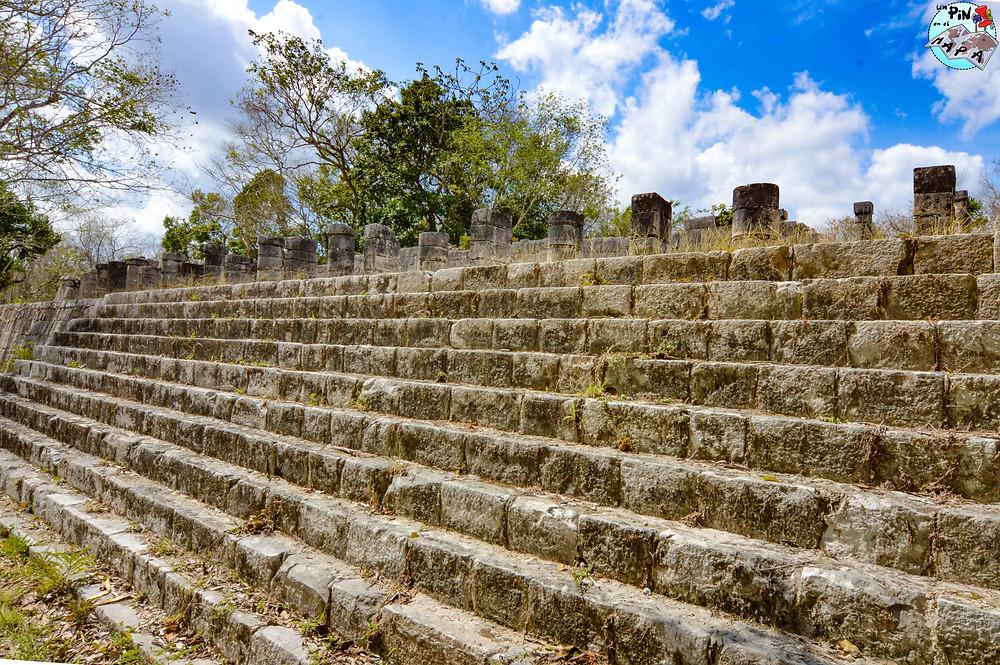 El mercado en Chichén Itzá | Un Pin en el Mapa