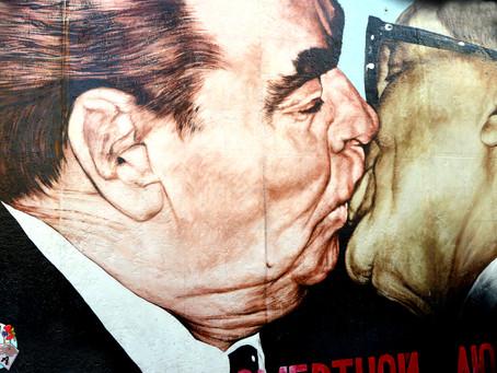 Muro de Berlín: 14 lugares donde ver sus restos