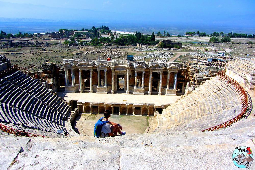 Hierapolis, Turquía | Un Pin en el Mapa
