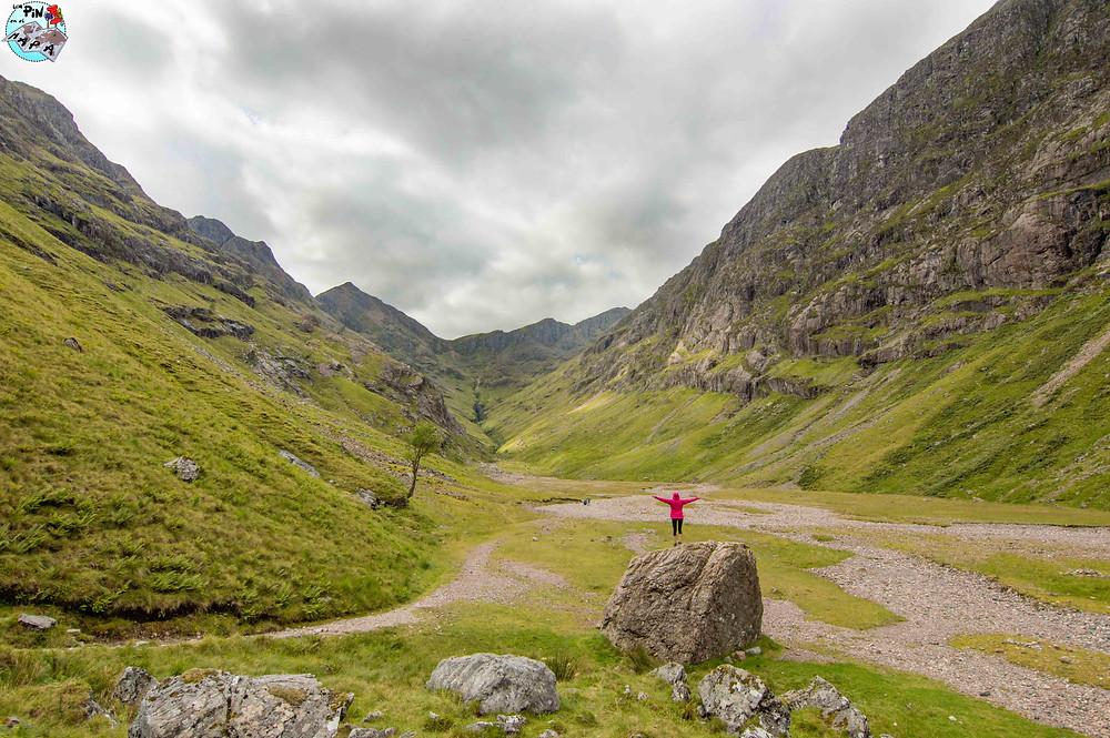 Lost Valley, Escocia | Un Pin en el Mapa