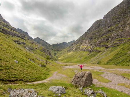 Las 5 mejores rutas de senderismo de 1 día en Escocia