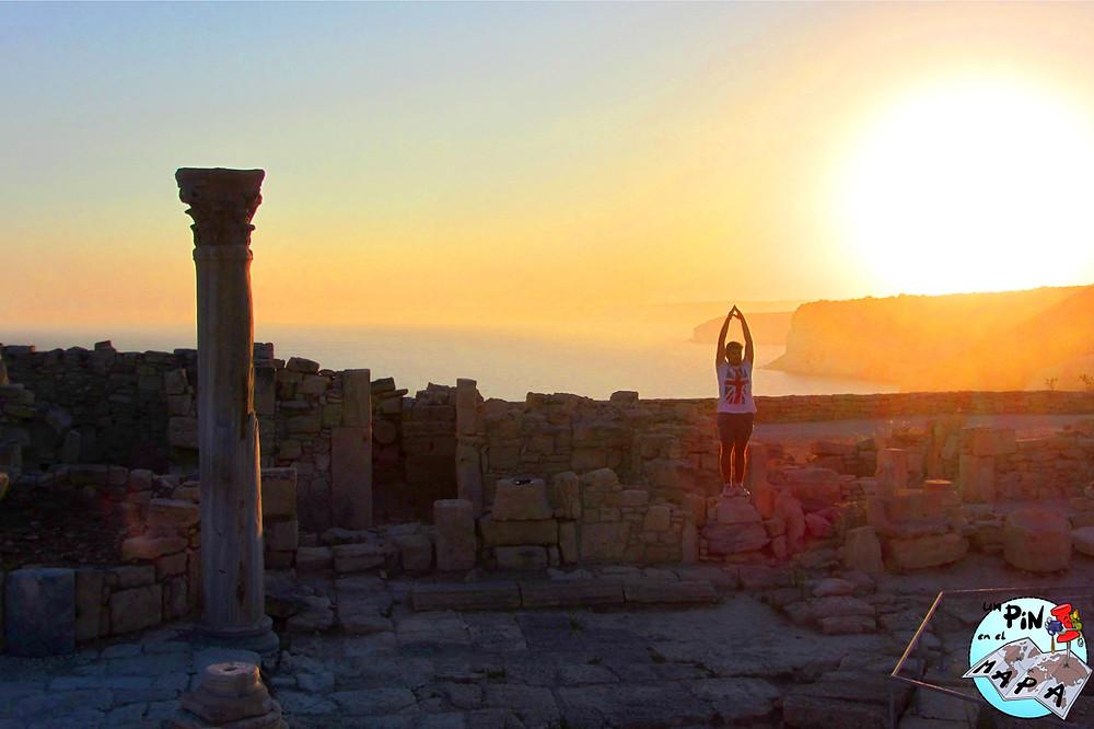 Parque Arqueológico de Kourion | Un Pin en el Mapa