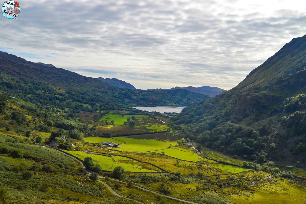 Llamberis Pass, Snowdonia (Gales) | Un Pin en el Mapa