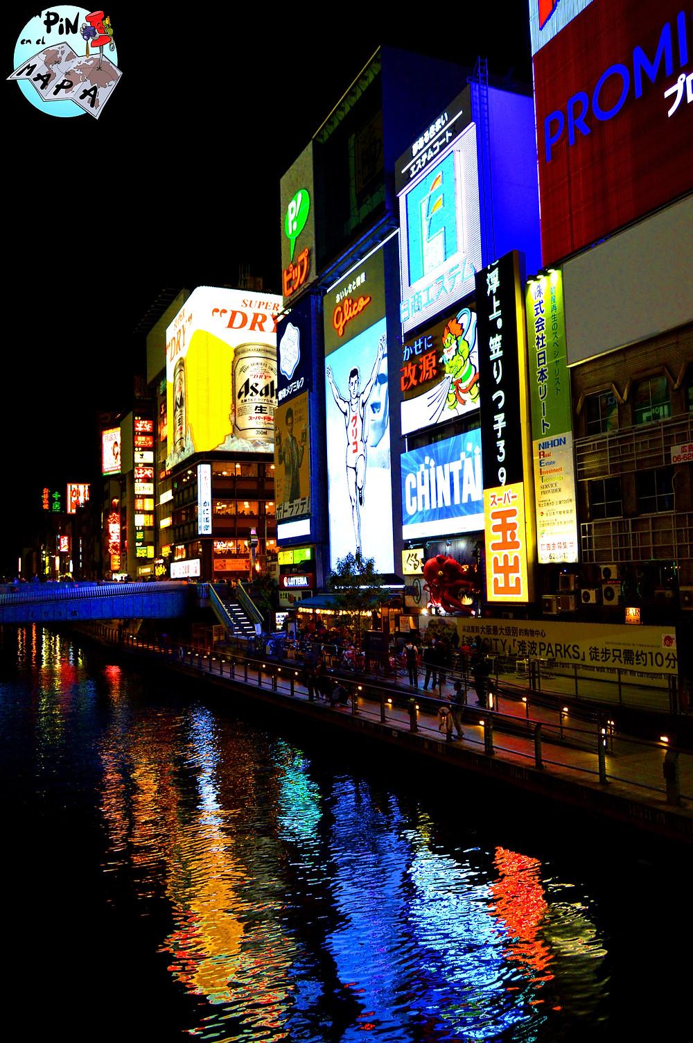 Osaka, Japón | Un Pin en el Mapa