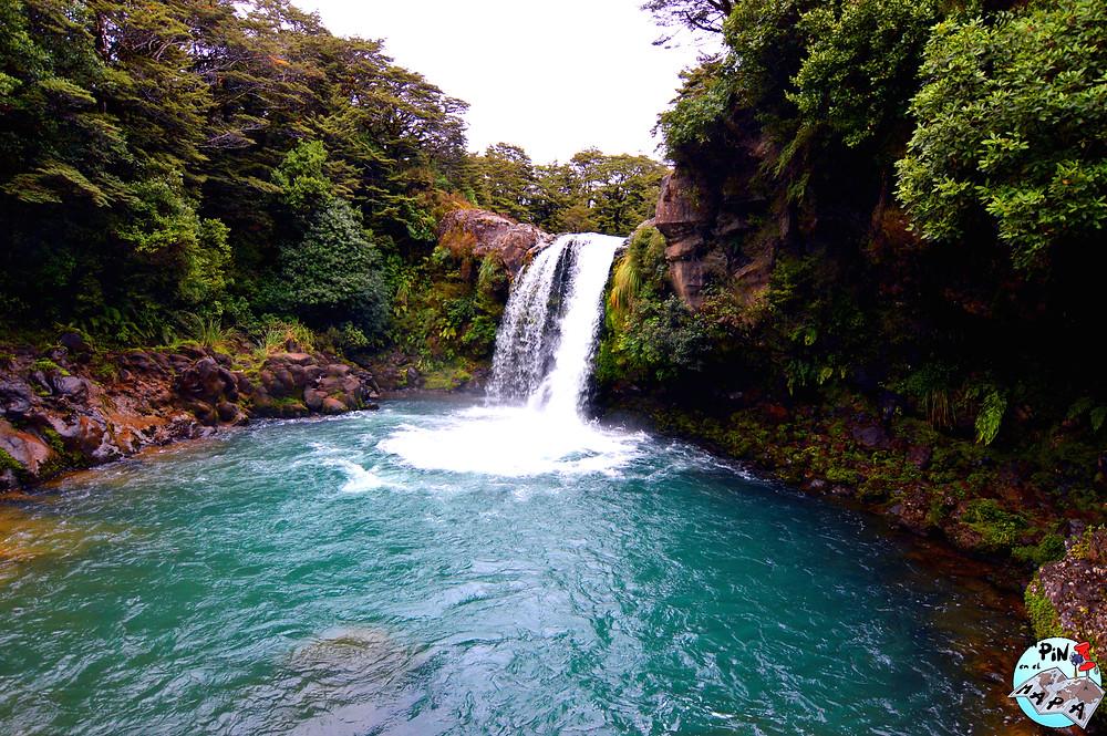Tawhai Falls, Nueva Zelanda | Un Pin en el Mapa