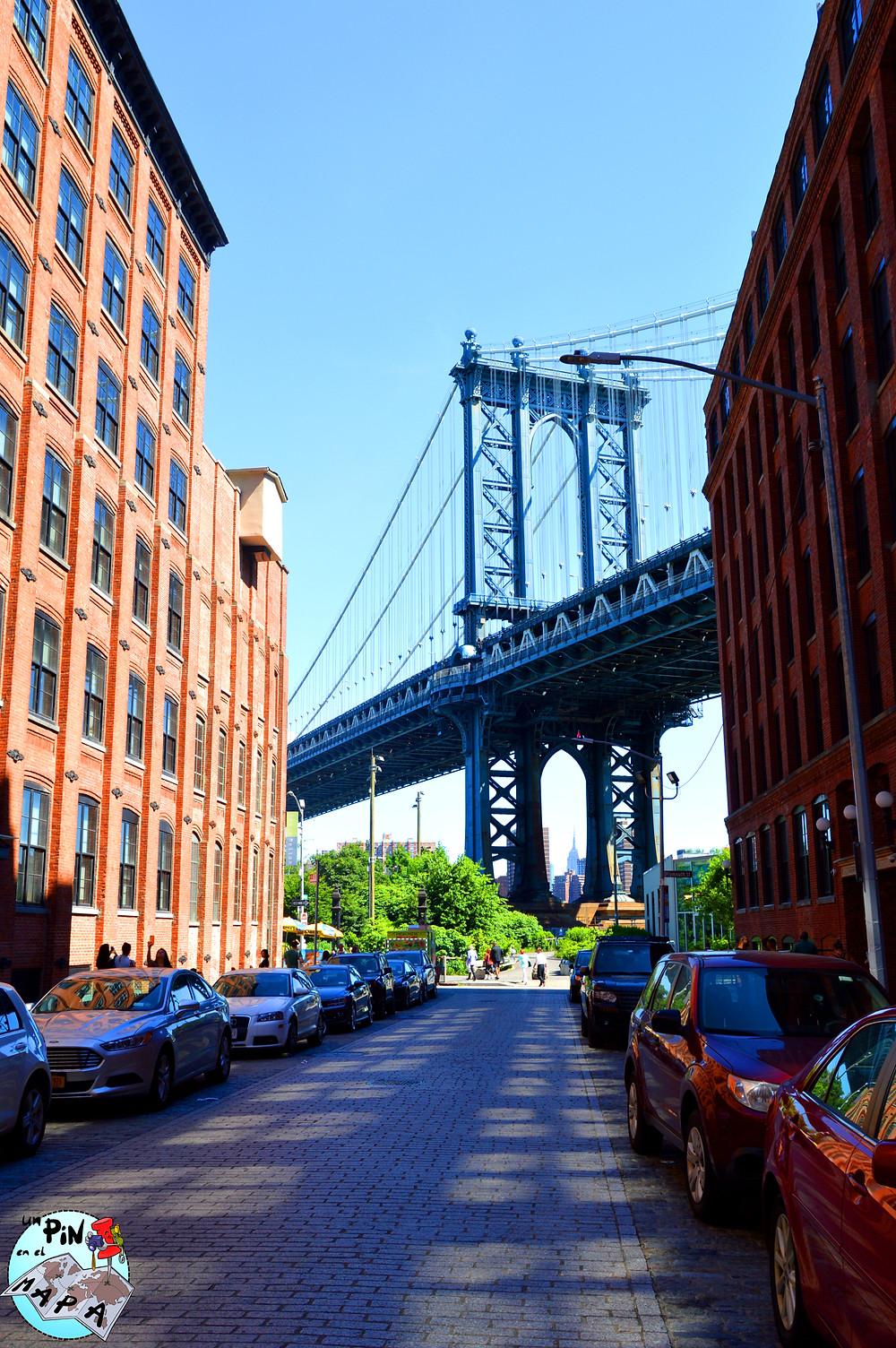 Dumbo, Brooklyn | Un Pin en el Mapa