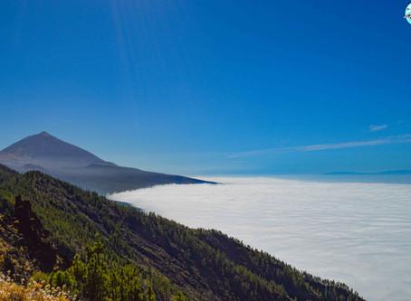 Parque Nacional del Teide: mejores miradores imprescindibles