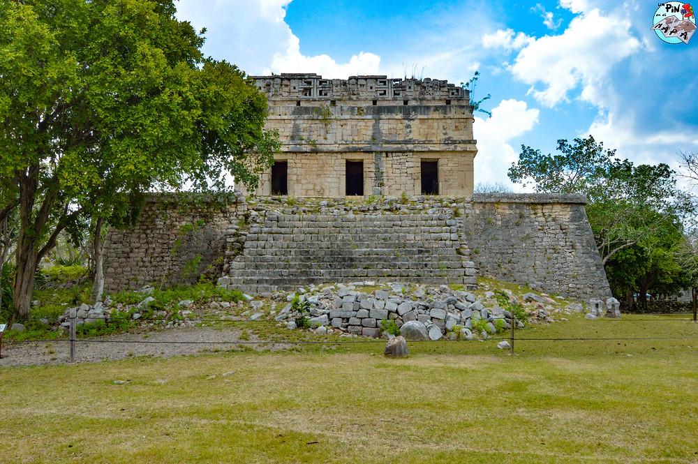 La Casa Colorada de Chichén Itzá | Un Pin en el Mapa
