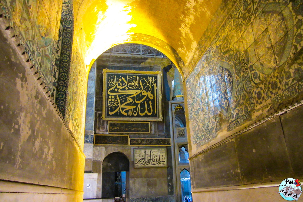Basílica de Santa Sofía, Estambul | Un Pin en el Mapa