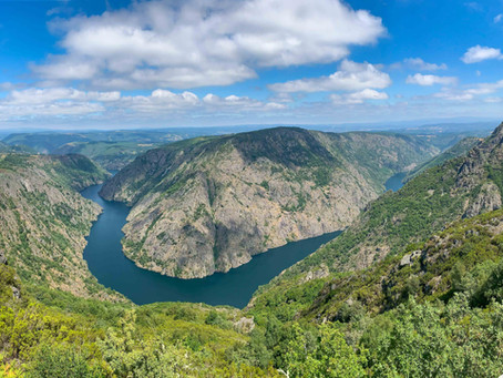 Cañón del Sil: los 10 mejores miradores que ver en la Ribeira Sacra