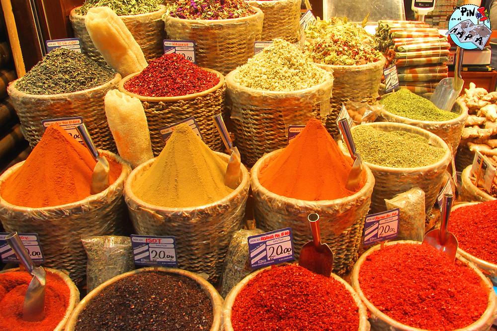 Gran Bazar Estambul | Un Pin en el Mapa