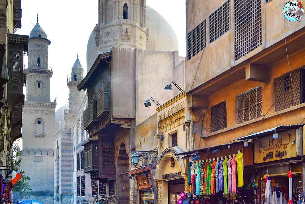 Calle Sharia Al Muizz Li Din Allah, Cairo | Un Pin en el Mapa