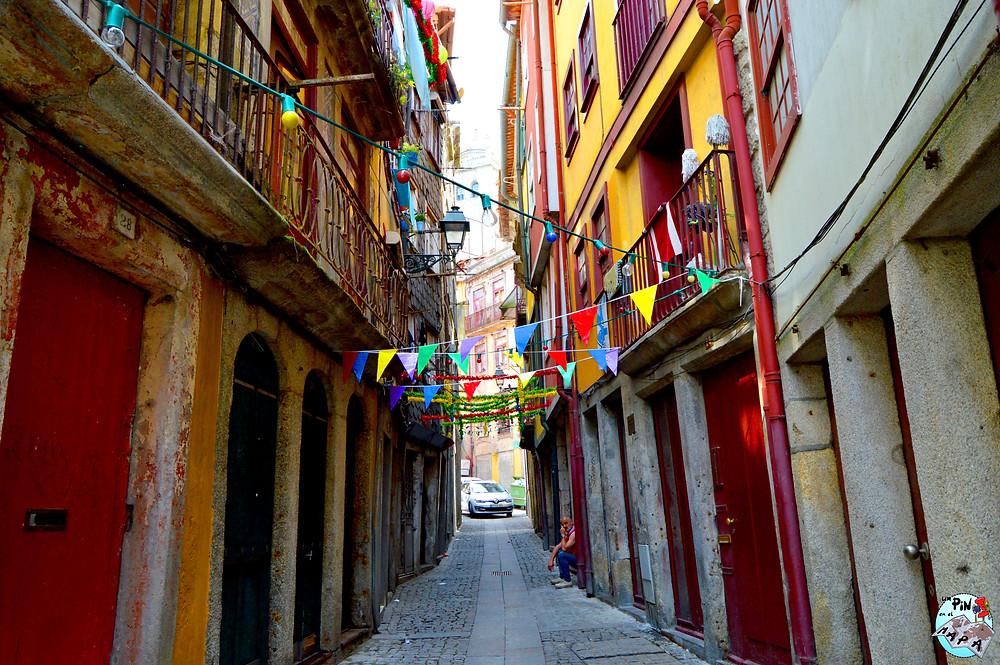 Barrio de la Ribeira | Un Pin en el Mapa