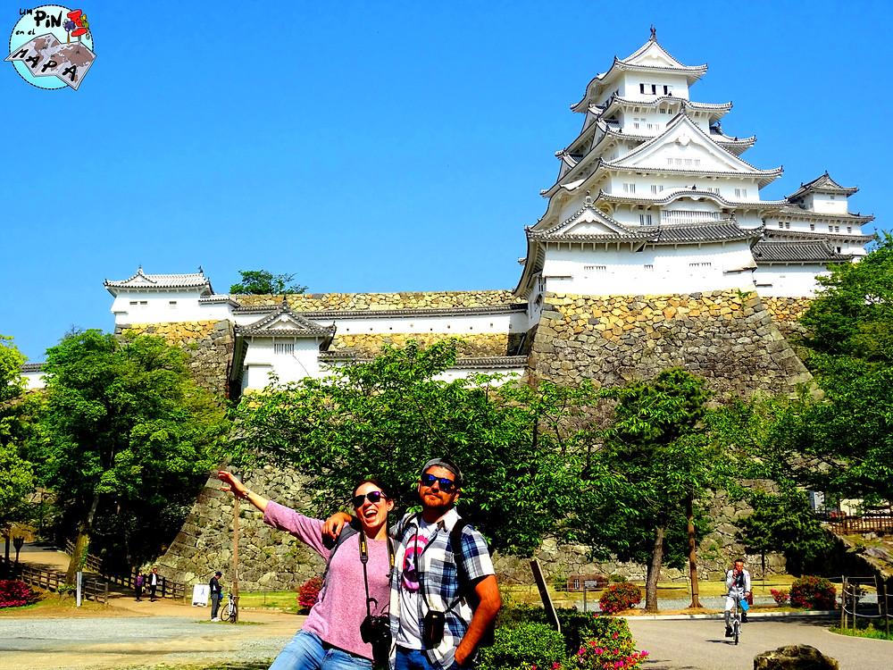 Castillo de Himeji, Japón | Un Pin en el Mapa