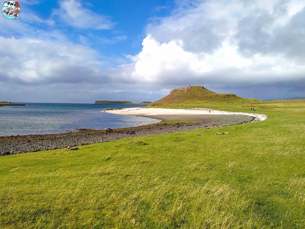Coral Beach, Isla de Skye | Un Pin en el Mapa