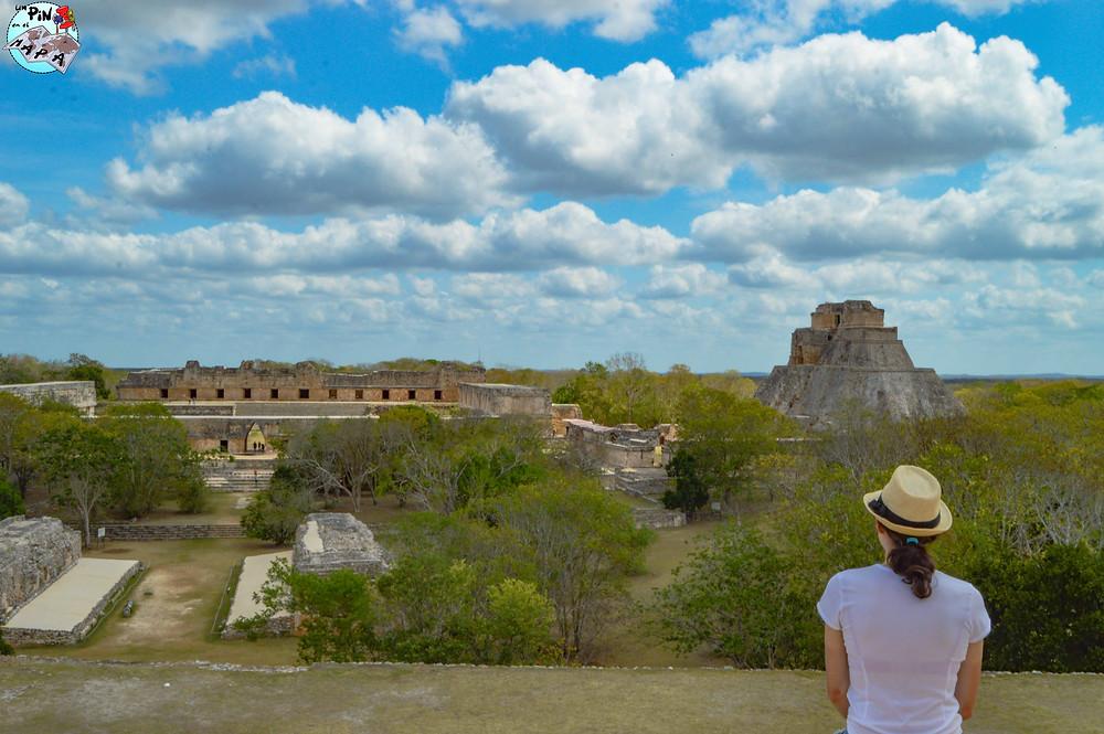Ruinas de Uxmal | Un Pin en el Mapa
