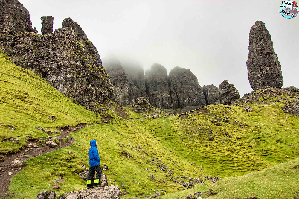 The Old Man of Storr, Isla de Skye | Un Pin en el Mapa