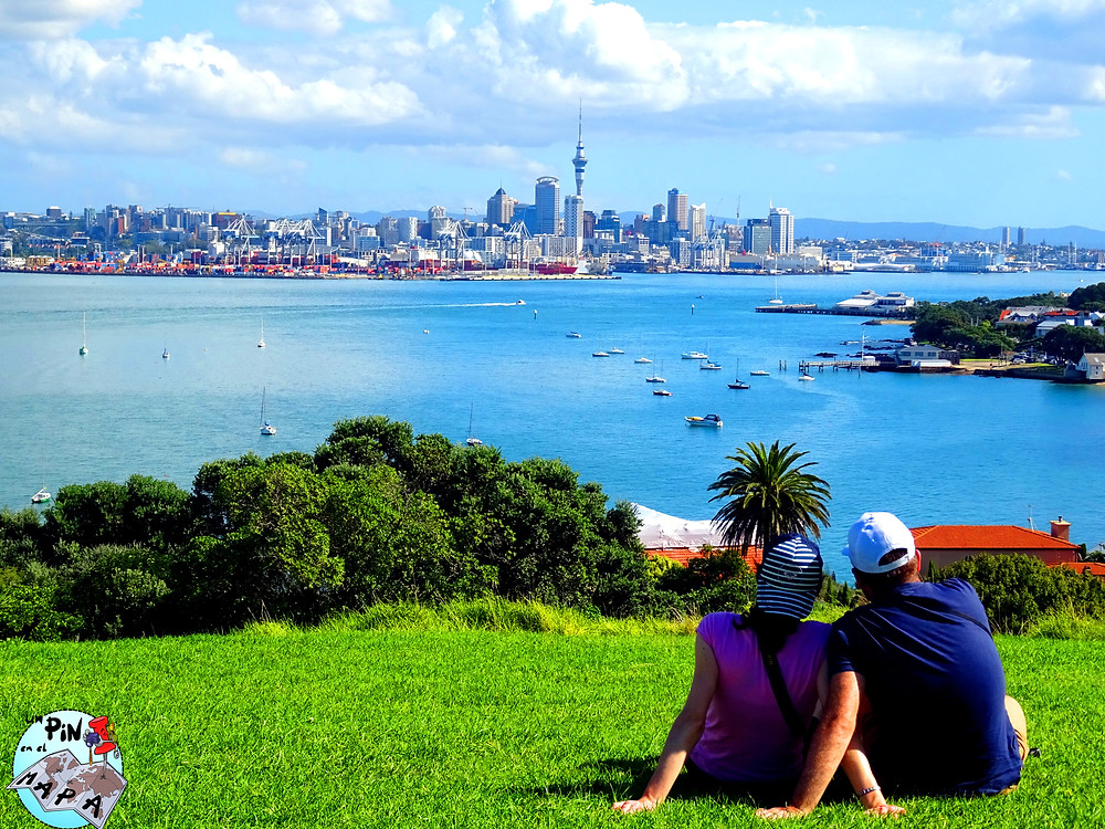 Auckland | Un Pin en el Mapa