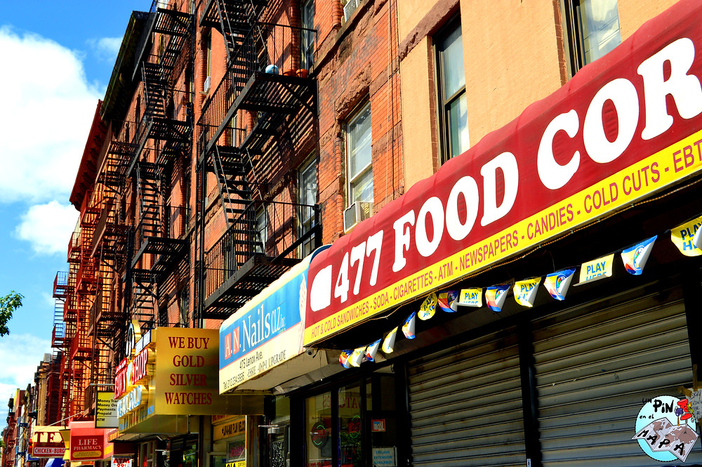 Malcolm X Boulevard, Nueva York | Un Pin en el Mapa