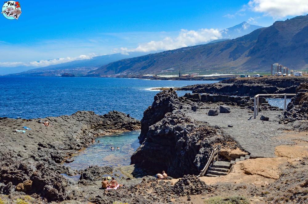 Charco de la Araña, Tenerife | Un Pin en el Mapa