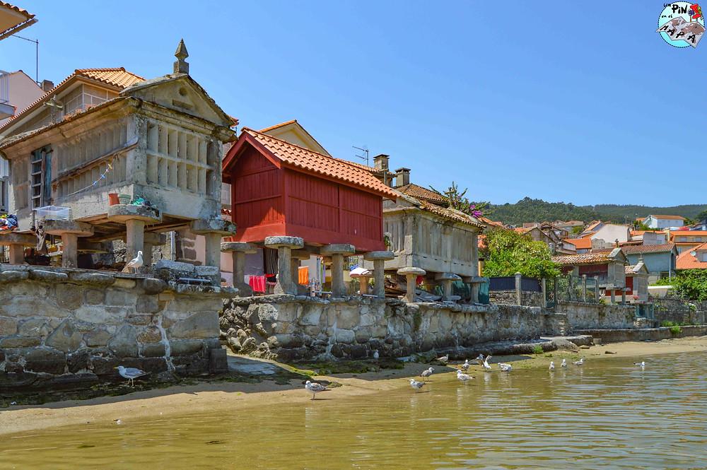 Combarro, Rías Bajas de Galicia | Un Pin en el Mapa