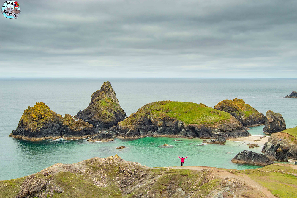 Kynance Cove, Cornwall | Un Pin en el Mapa