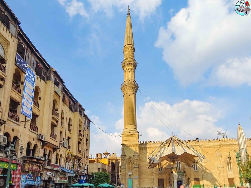 Mezquita Sayyidna Al Hussein, Cairo | Un Pin en el Mapa