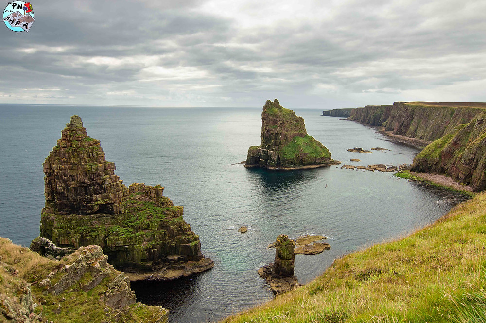 Stacks of Duncansby, NC500 | Un Pin en el Mapa